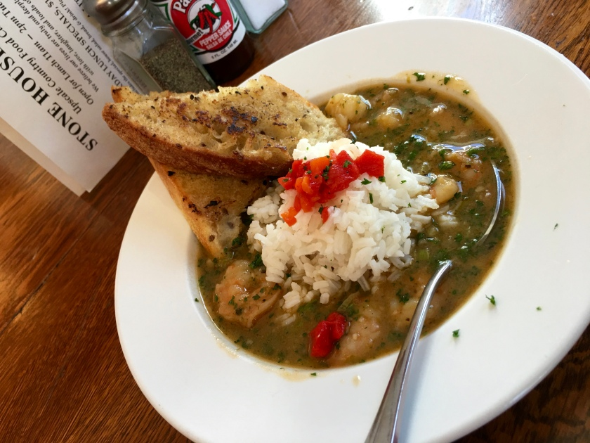 Shrimp Etouffee Stone House Eats